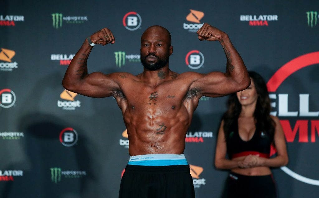 King Mo, Bellator 233