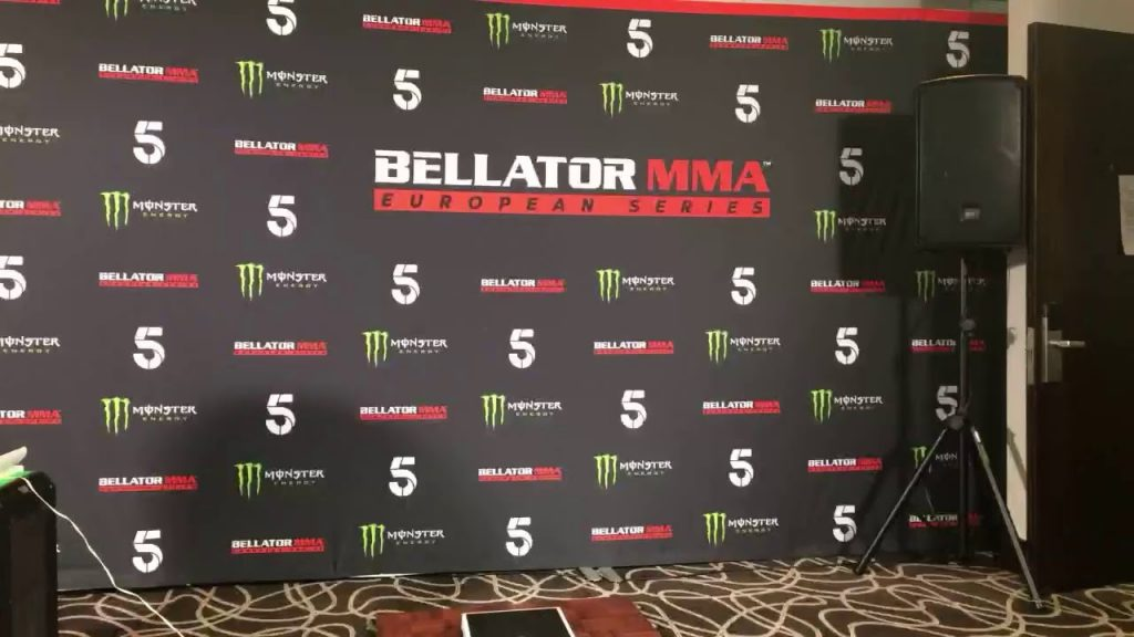 Bellator London - video stream by MMA Junkie