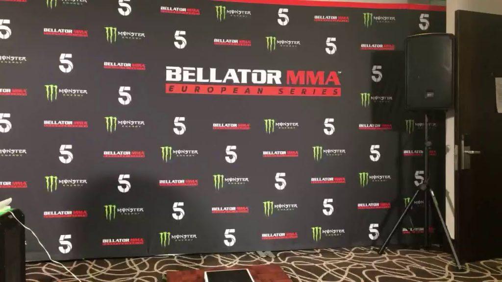 Bellator London - video stream by MMA Junkie