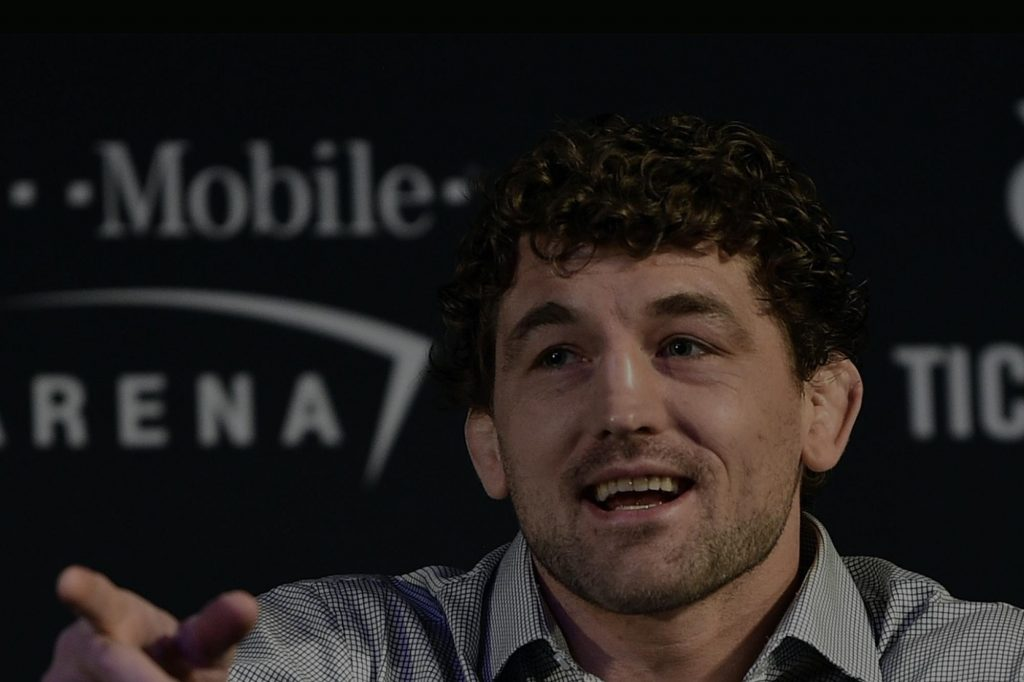 Ben Askren retires citing much needed hip replacement surgery