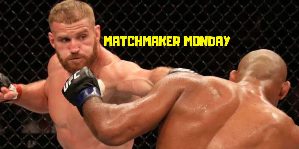 Matchmaker Monday Following UFC Sao Paulo