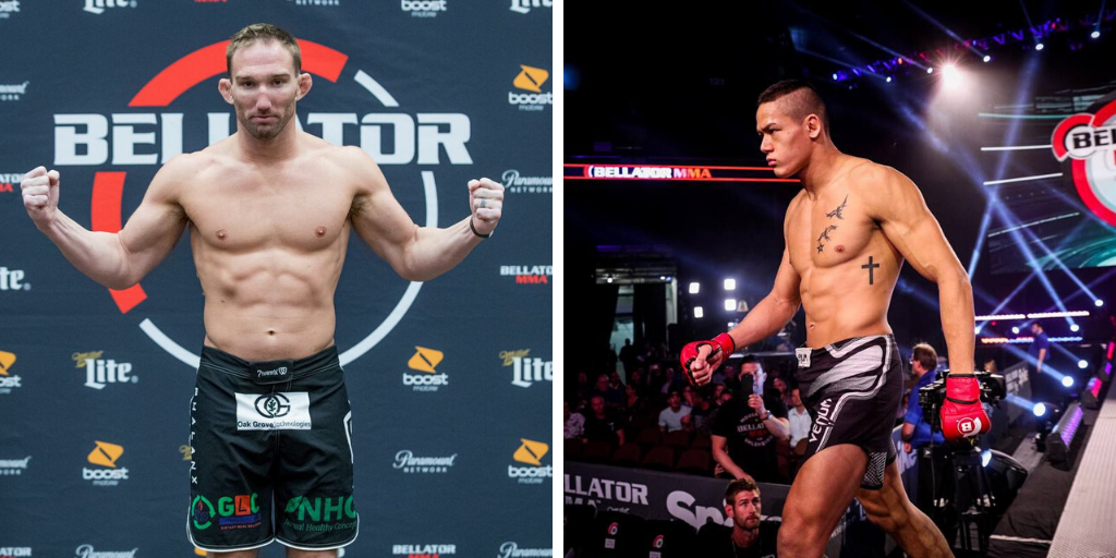 Bellator 233 headliner between Salter and Van Steenis is a toss up
