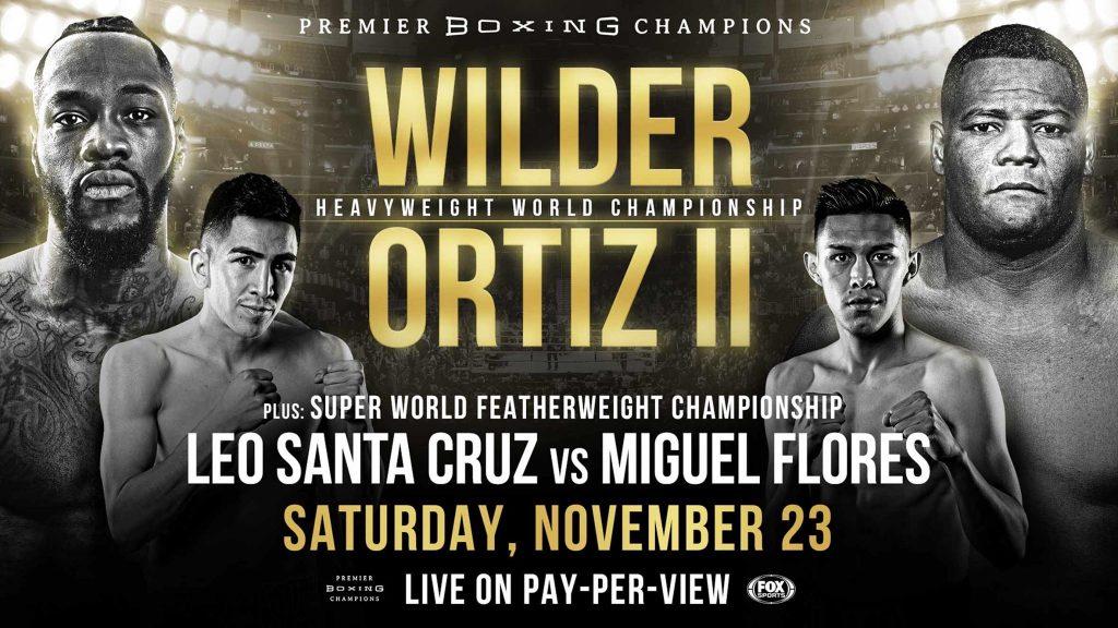 Deontay Wilder vs. Luis Ortiz 2 Reaults