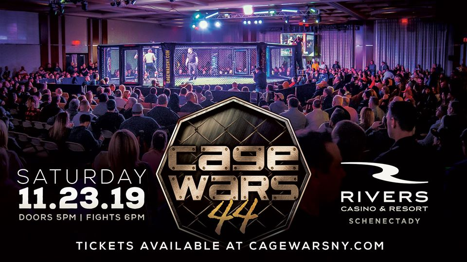 Cage Wars 44