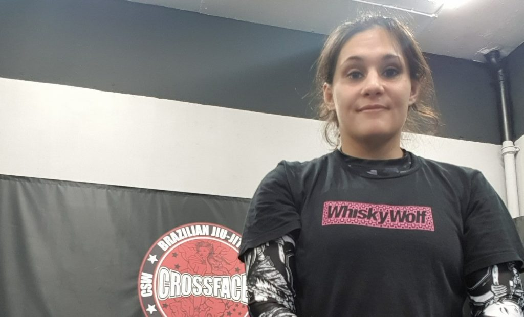 Helen Harper opens up on how MMA saved her life