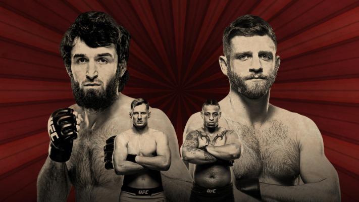 UFC Moscow results - Magomedsharipov vs. Kattar