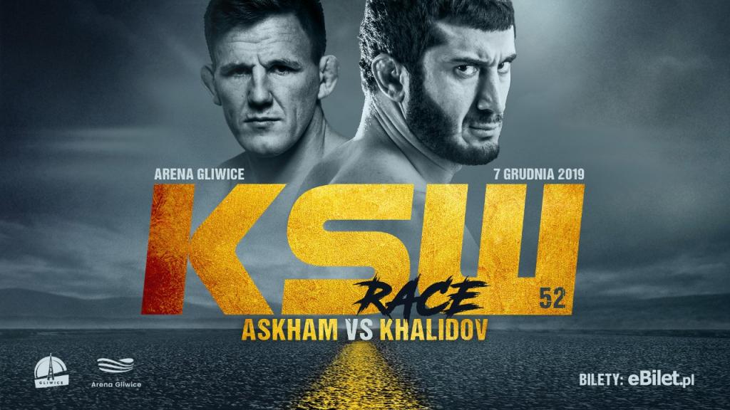 KSW 52 fight card finalized, Scott Askham vs. Mamed Khalidov headlines