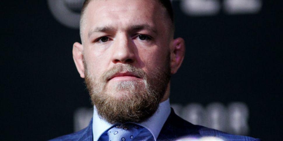 MMA media, Conor McGregor battling trademark opposition