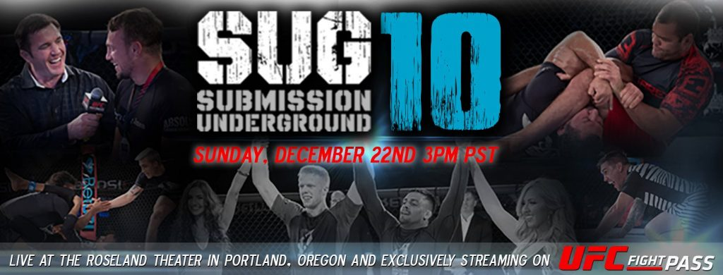 Submission Underground 10 Live Results