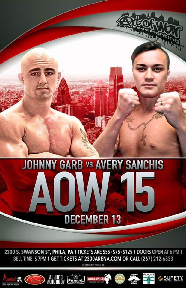 AOW 15, Avery Sanchis