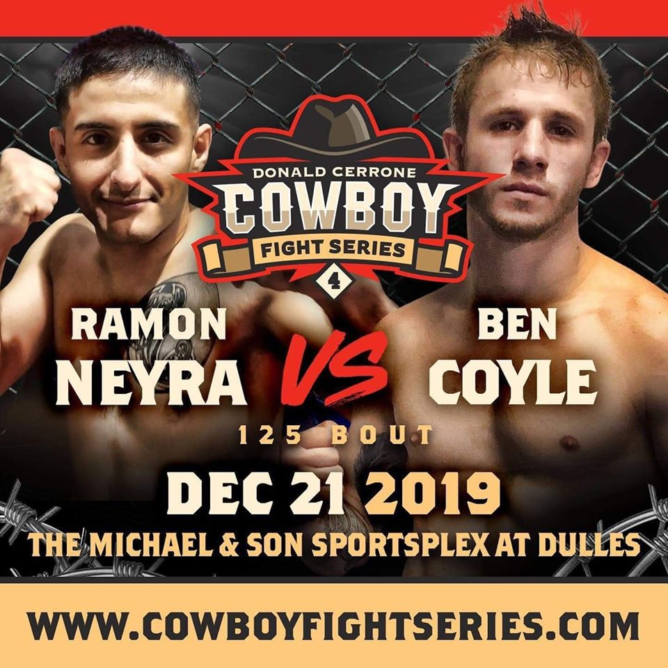 Ben Coyle, Cowboy Fight Series