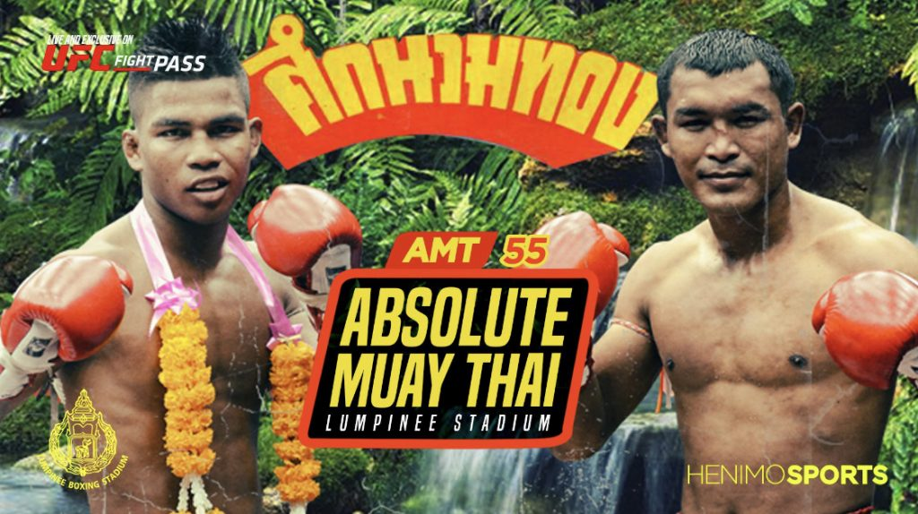 Absolute Muay Thai 55
