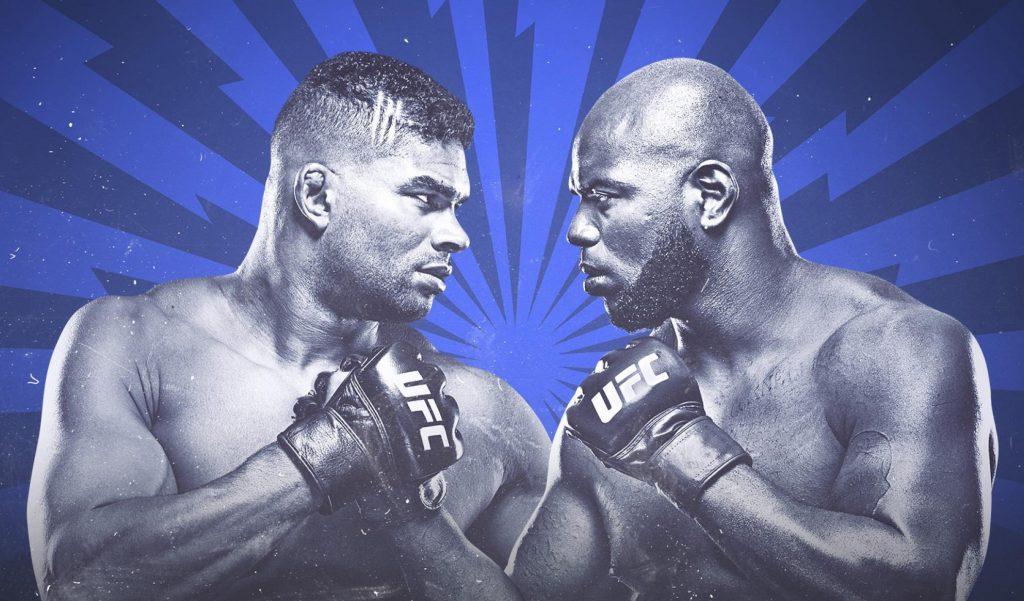 UFC on ESPN 7 results - UFC DC - Overeem vs. Rozenstruik