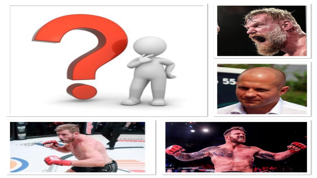 Fedor Potential Opponents in 2020