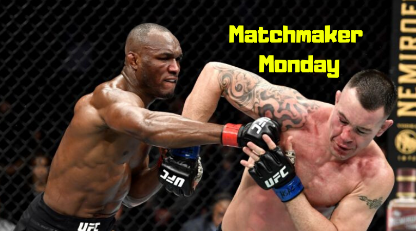 Matchmaker Monday following UFC 245