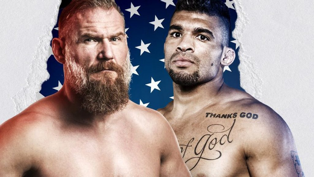 Bellator 235 results - Salute the Troops - Barnett vs. Markes