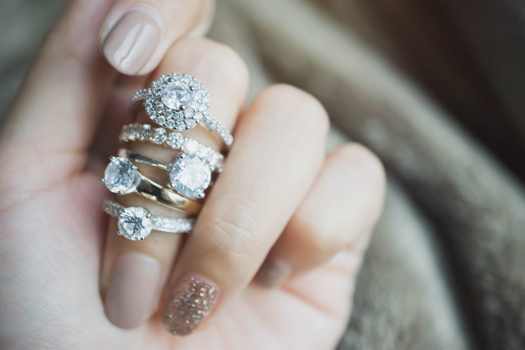 The Most Popular Engagement Ring Cuts