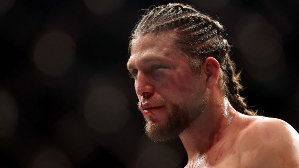 Brian Ortega injured, out of UFC Busan main event against 'Korean Zombie'