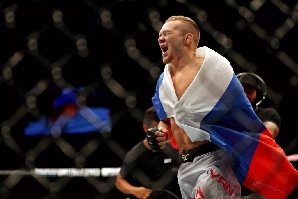 Petr Yan, UFC 245