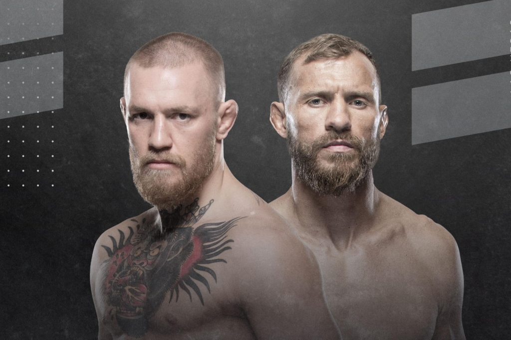 Ufc 246 Welterweight Main Event Conor Mcgregor Vs Donald