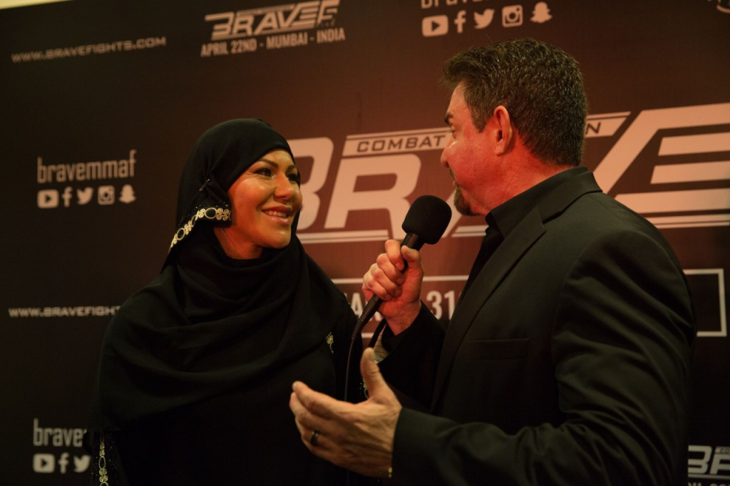Cris Cyborg will attend BRAVE CF 31 in South Africa this weekend