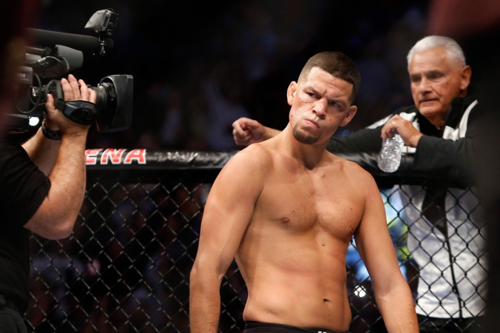 anti-doping policy, Nate Diaz