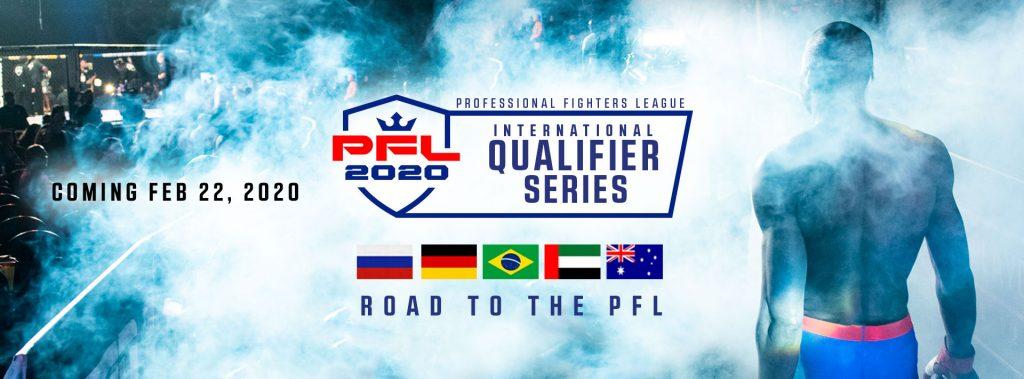 PFL Announces International Qualifier Series Before Regular Season