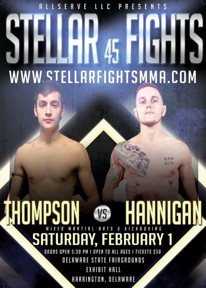 Kyle Hannigan, Stellar Fights