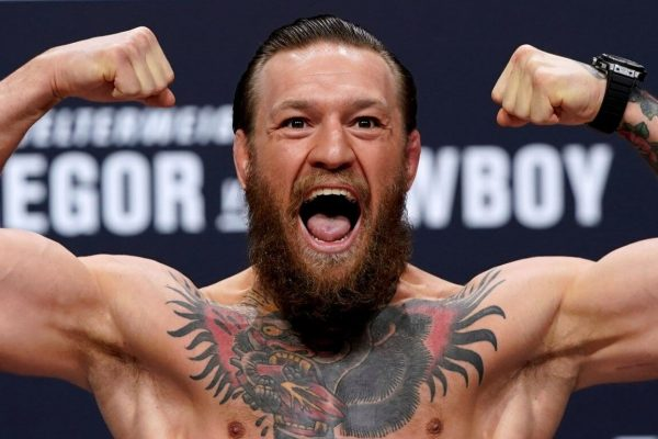 Conor McGregor, biggest mma fights