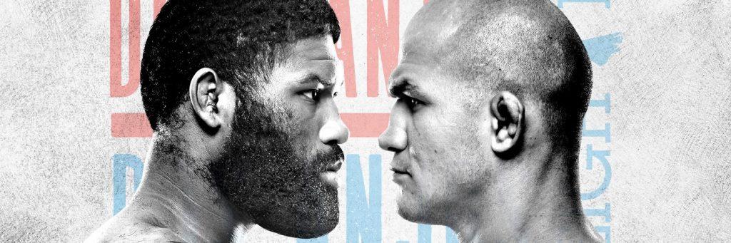 UFC Raleigh weigh-in results - Blaydes vs. Dos Santos