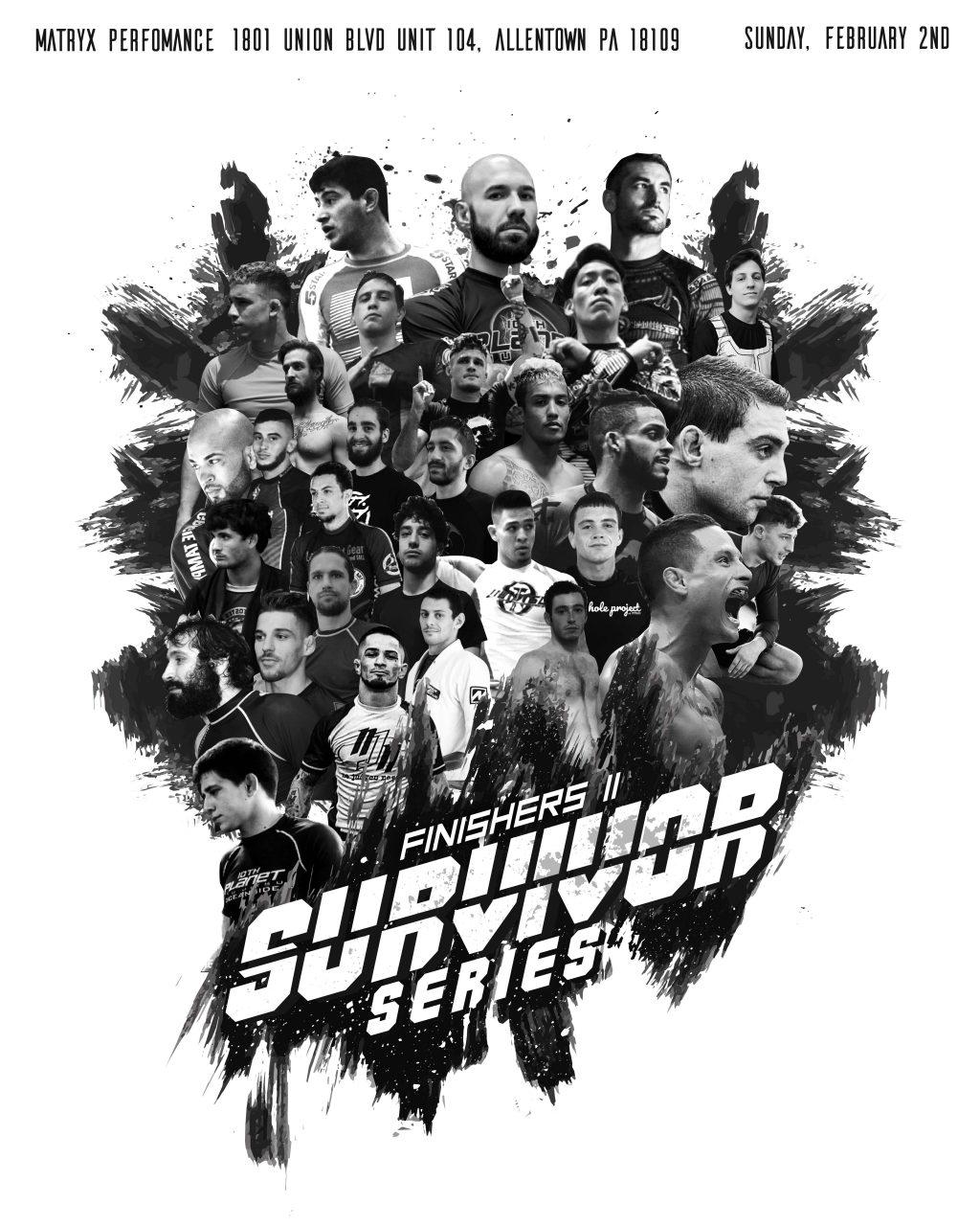 Finishers 11, Survivor Series