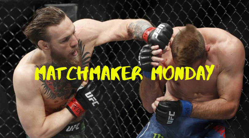 Matchmaker Monday following UFC 246