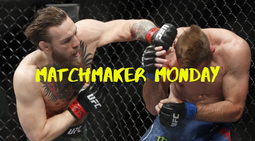 Matchmaker Monday following UFC 246