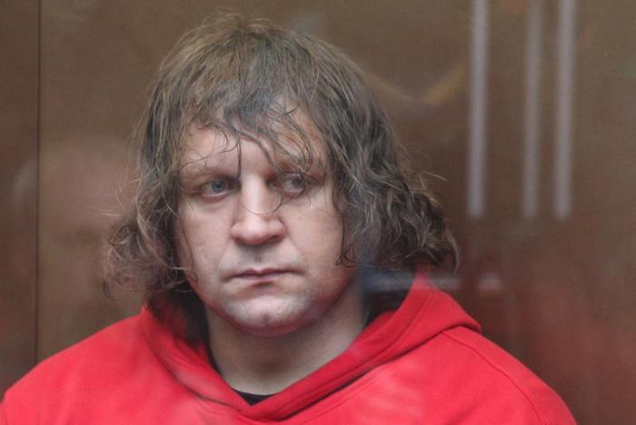 Alexander Emelianenko arrested