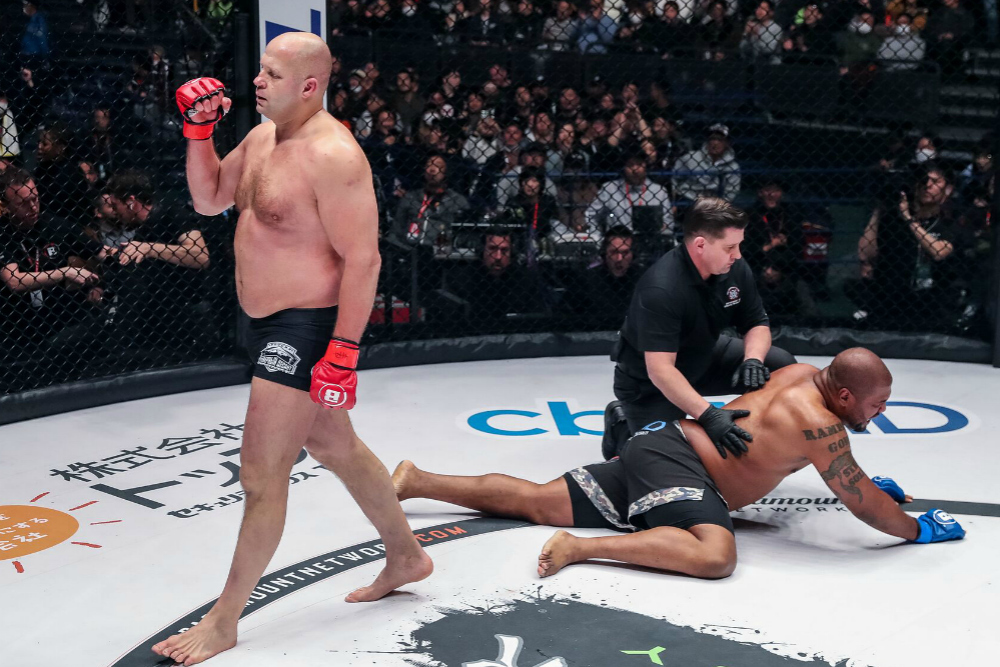 Bellator 237 - Fedor vs. Rampage averaged 311,000 viewers