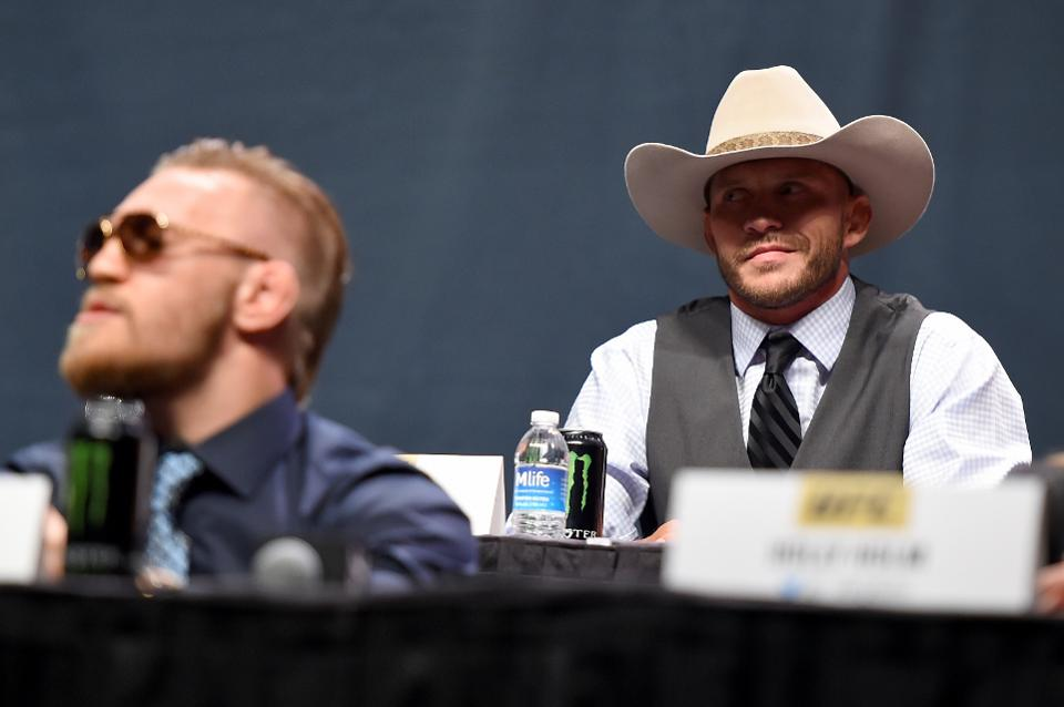Conor McGregor, Donald Cerrone