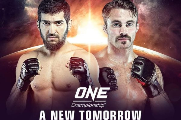 ONE Championship, A New Tomorrow, Joey Pierotti