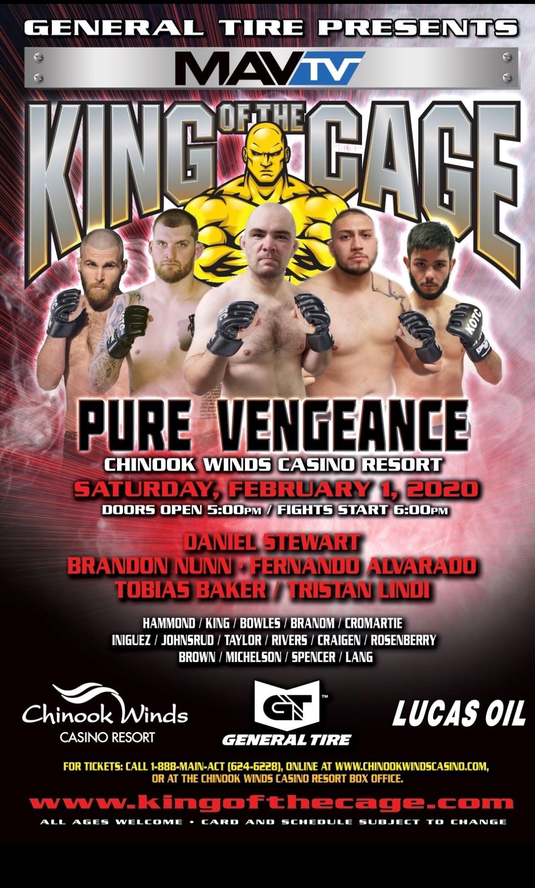 KOTC Pure Vengeance