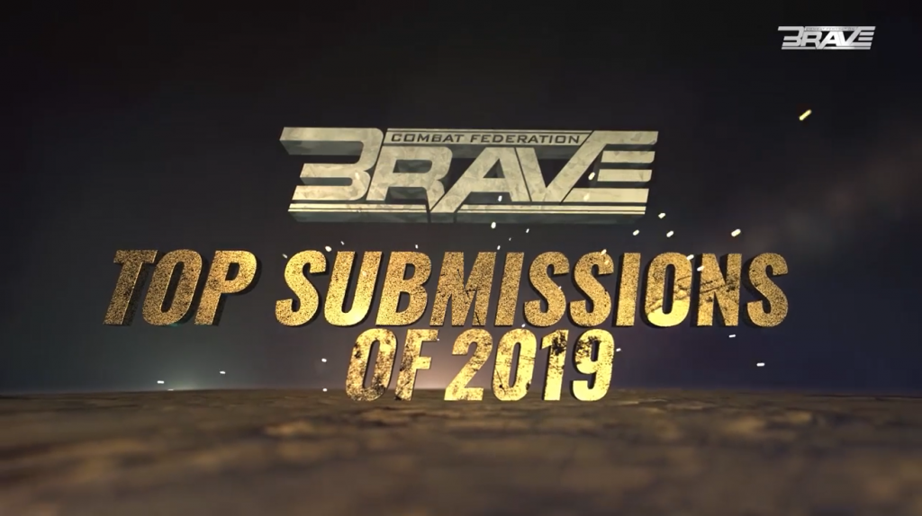 BRAVE CF releases list of top submissions for 2019