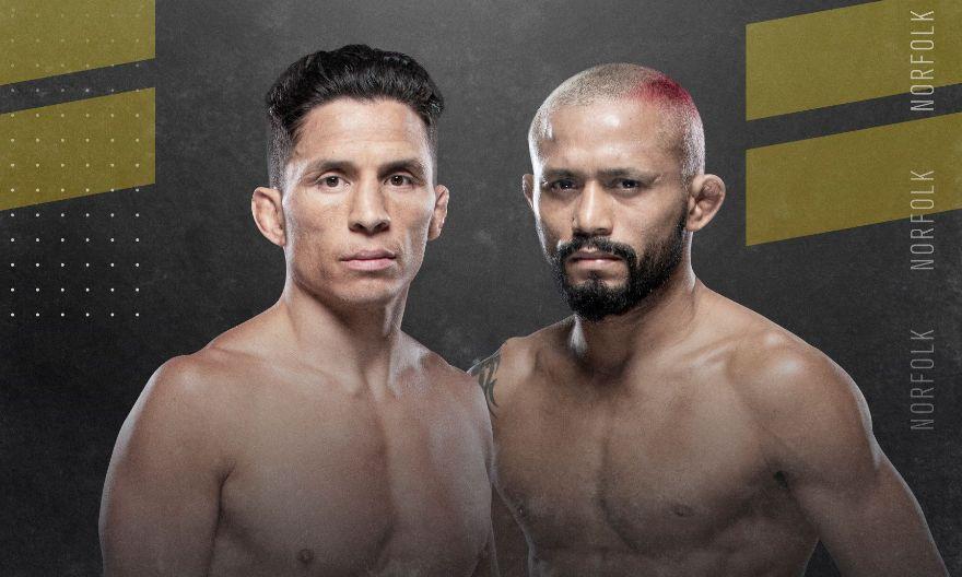 Prediction for UFC Norfolk main event - Benavidez vs. Figueiredo