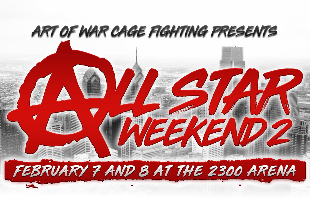 Art of War Cage Fighting 17 Results - Hafez vs Amisial