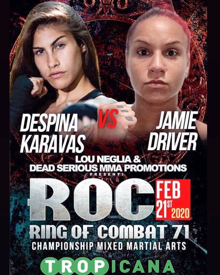 Ring of Combat, Jamie Driver