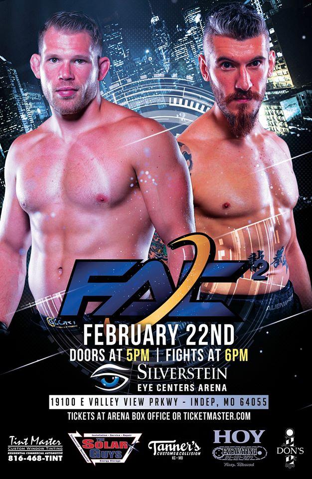 Zac Buchia, Jason Witt, Fighting Alliance Championship