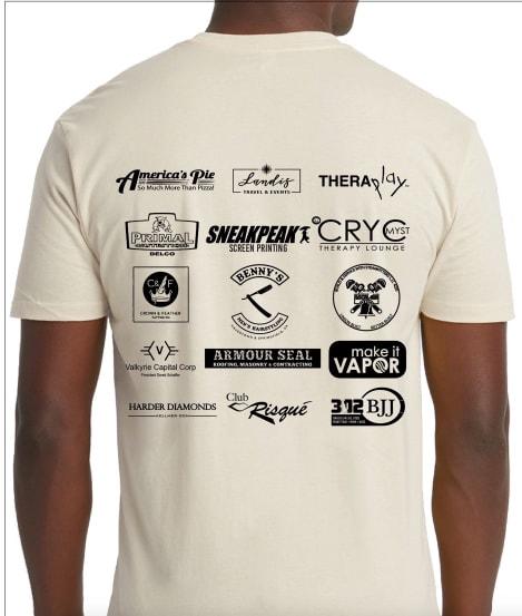 Andre Petroski sponsors