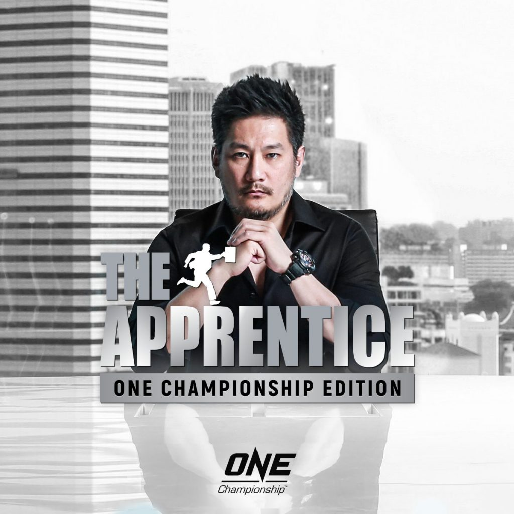 ONE Championship CEO Chatri Sityodtong Set To Host 'The Apprentice: ONE Championship Edition'
