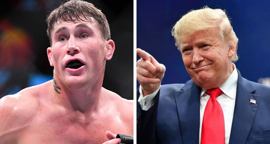 Darren Till wants to fight at UFC 248, asks Donald Trump for a visa