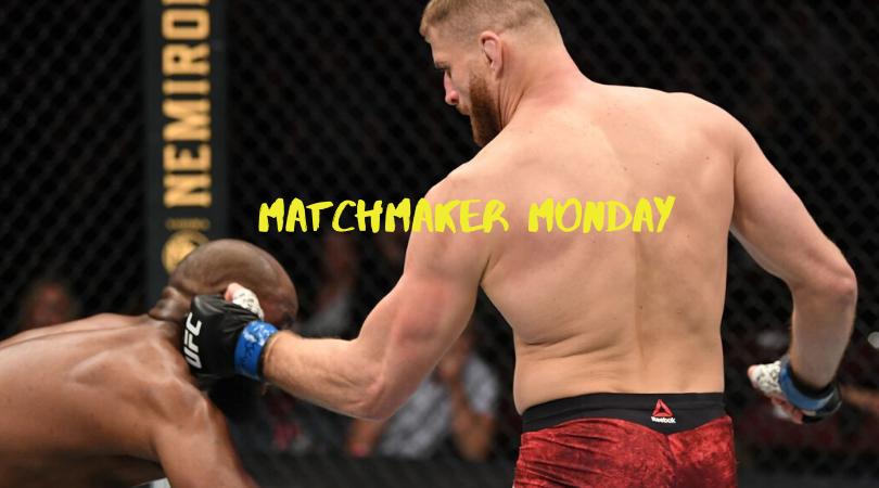 Matchmaker Monday following UFC Rio Rancho