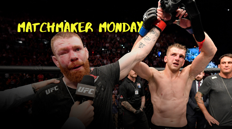 Matchmaker Monday Following UFC Auckland