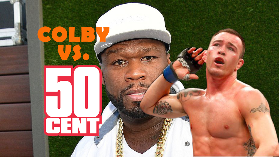Colby Covington, 50 Cent