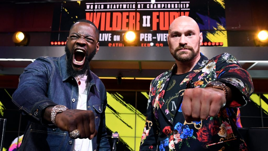 Fury and Wilder both expected to put on weight in rematch, Wilder-Fury 2